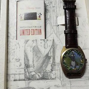 Vintage Disney The Jungle Book watch